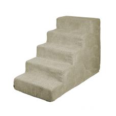 Velké schody pro psa Doti II - béžové